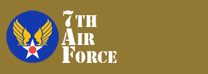 7th Air Force Website Logo